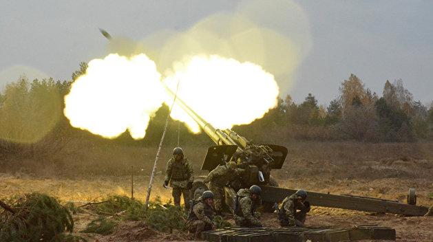 ВСУ выпустили по ДНР за сутки почти 200 боеприпасов