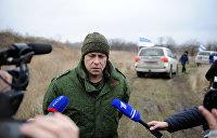 Разведка ДНР: В Генштабе ВСУ Волкер обсуждал перевод войны в горячую фазу