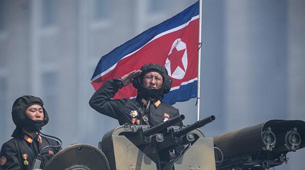 КНДР заявила о неизбежности войны