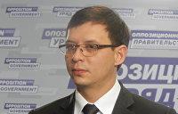 Депутат Мураев: Антироссийские санкции лишили Украину половины ВВП