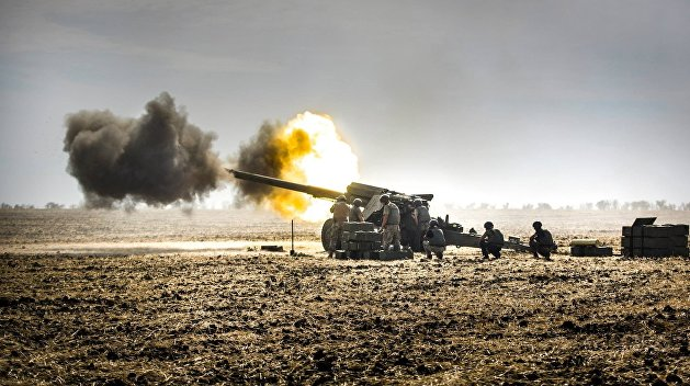 Нацразведка США: В 2018 году большой войны в Донбассе не будет