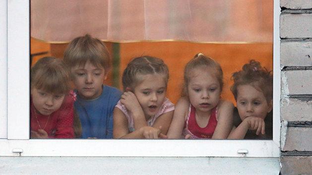 Работа детского сада в Калининграде