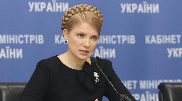 Тимошенко – лидер президентских рейтингов