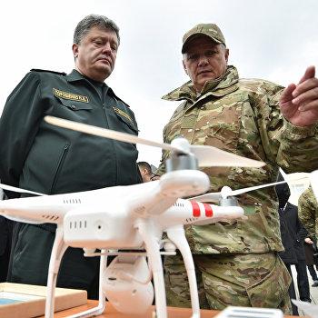 Рабочая поездка П.Порошенко в Черкасскую область