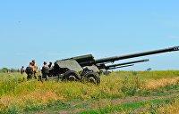 Обстрелы со стороны Киева в 3,5 раза более интенсивны, чем ответный огонь ЛДНР