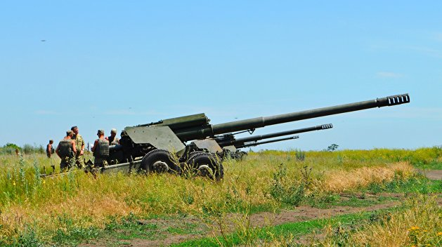 Во время «школьного перемирия» ВСУ 25 раз обстреляли наблюдательные пункты СЦКК