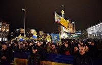 Эксперты: Майдан - следствие сельского реванша