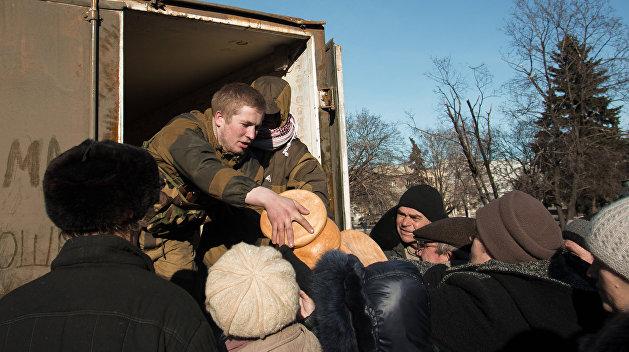 Украина вошла в двадцатку стран с наихудшим доступом к гумпомощи