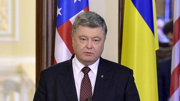 Украина в роли торпеды во внутриамериканских проблемах