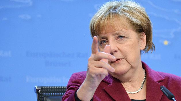 Саакашвили просит помощи у  Меркель — СМИ