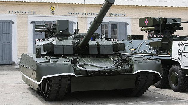На вооружение ВСУ поступят танки, которые вызвали нарекание в Таиланде