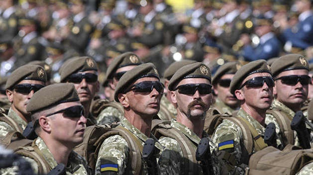 Украинская группа записала «Марш новейшей армии» Украины