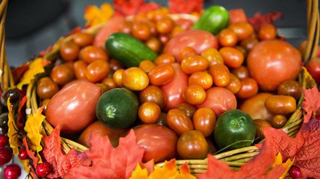 Международная выставка продуктов питания в Москве