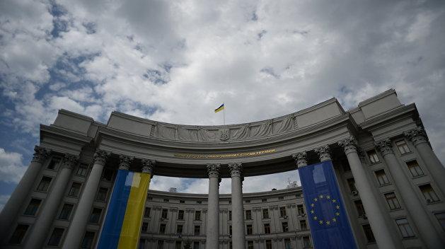 МИД Украины предлагает США стать посредником между Киевом и Будапештом