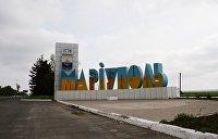 Жителей Мариуполя возмутил демонтаж памятника городам-героям