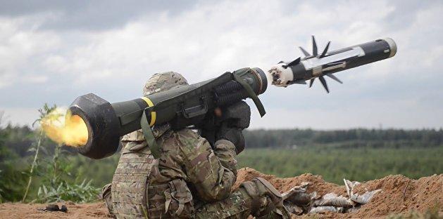 Генерал США рассказал о влиянии «Джавелинов» на позиции Украины