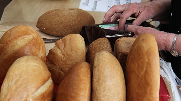 Вгосударстве Украина  значительно  подорожал хлеб