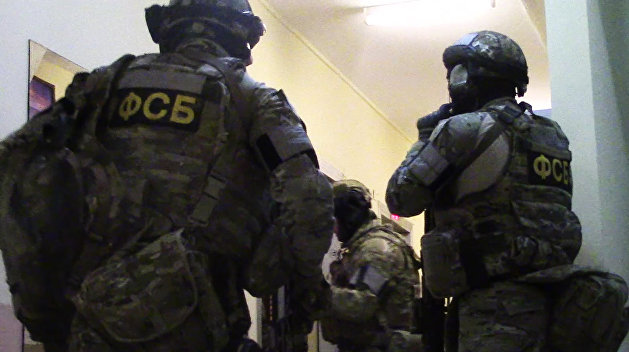 РИА Новости: Случаи задержания украинских шпионов в Крыму