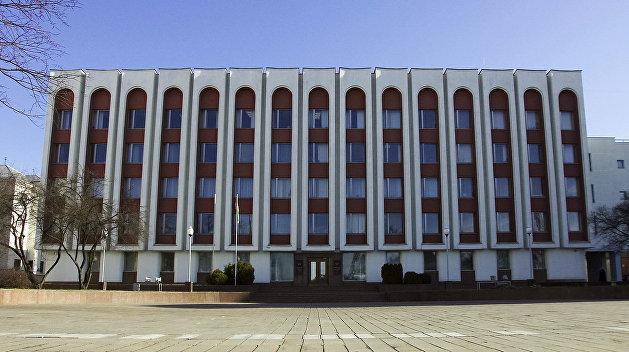 В Белоруссии отреагировали на высылку своего дипломата из Украины