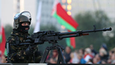 Празднование Дня Независимости в Минске