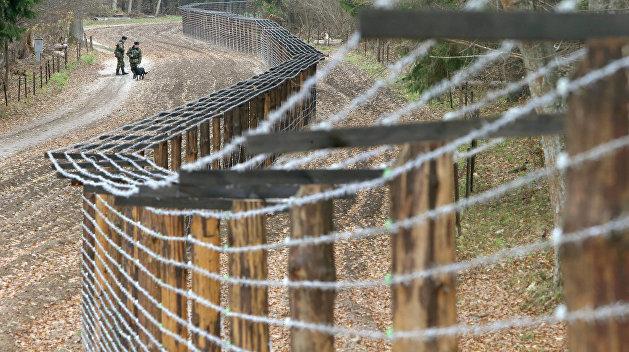 Польша построит награнице с государством Украина и Белоруссией забор из-за АЧС