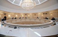 Сенсация от Порошенко: минского переговорного формата не существует