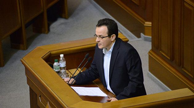 Нардеп Березюк сбежал из Верховной Рады, чтобы спасти Саакашвили