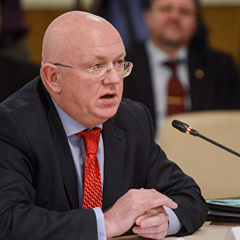 Небензя заявил, что США созывает заседание СБ ООН, чтобы подорвать ядерную сделку с Тегераном