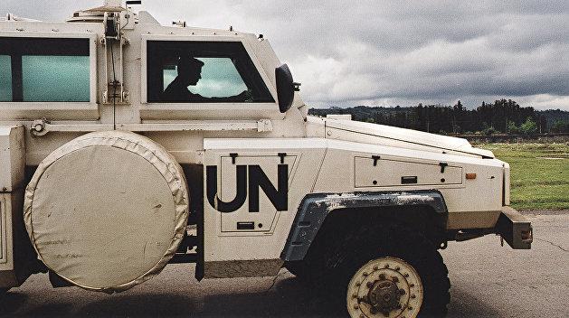 При взрыве вМали погибли трое миротворцев ООН
