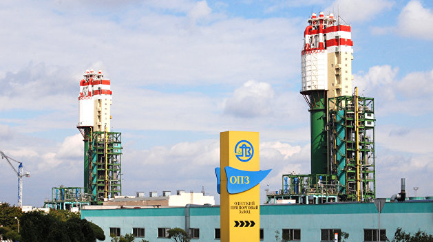 Одесский припортовый завод