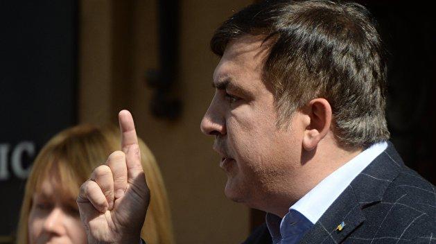 Для задержания Саакашвили нет достаточных оснований