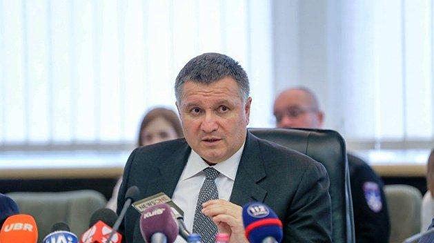 Аваков: Запад вульгарно кинул Киев
