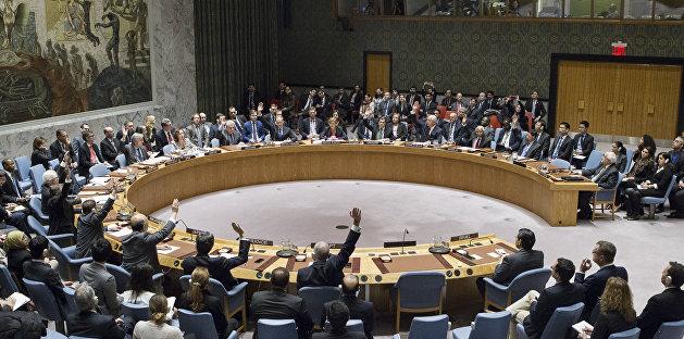 СМИ рассказали, как вооружат миротворцев ООН в Донбассе