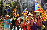 Боевики «Азова» готовы разбираться с каталонскими сепаратистами