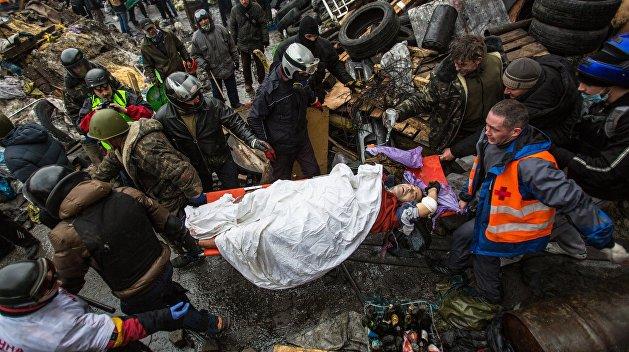Подарок на годовщину: Расследование событий на Майдане могут заморозить