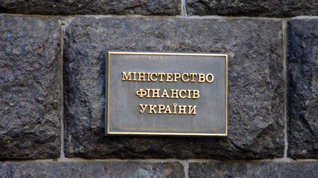 Украина в 2018  рассчитывает на $2 млрд внешних заимствований