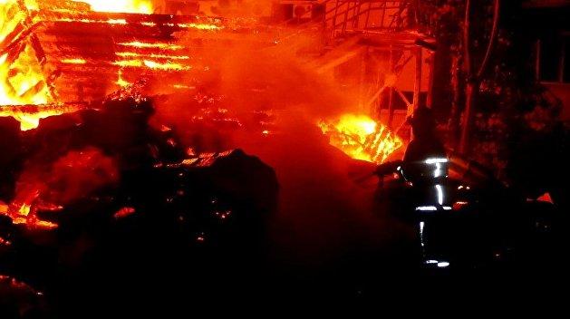 Одесские пожары