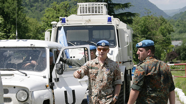США иУкраина забраковали русский проект резолюции омиссии ООН вДонбассе