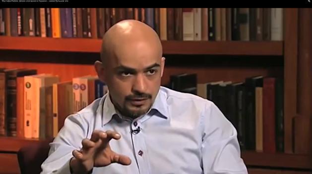 Найем: Маски-шоу силовиков позорят всю Украину