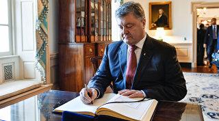 $1 млрд для США: Порошенко добил украинских производителей локомотивов