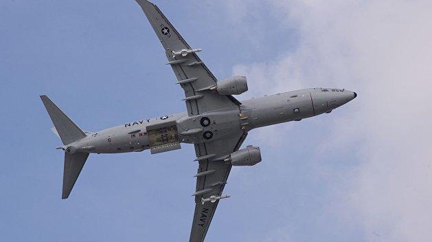 Американский военный самолет потерпел крушение вСирии