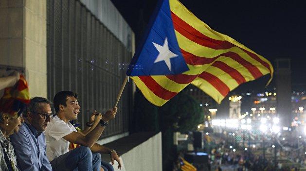Власти Испании приняли «все меры, необходимые для принуждения» Каталонии