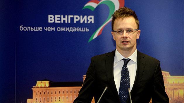 Венгрия желает получать русский газ вобход Украины по«Турецкому потоку»