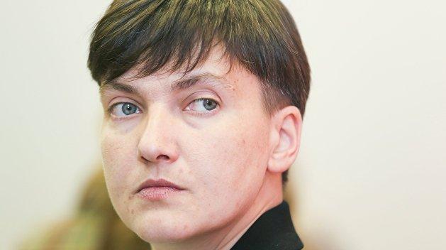 """Береза потребовал от Савченко """"закрыть рот"""" после ее слов о Донбассе"""