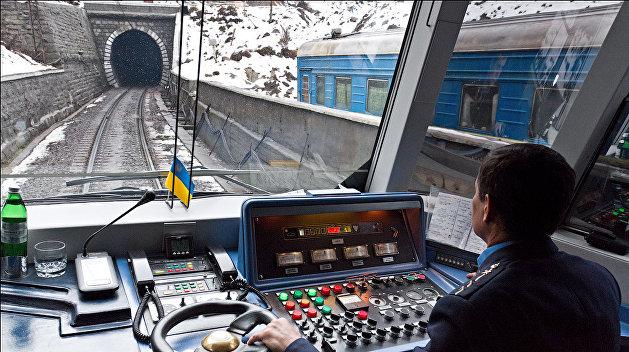 На Украине через 10 дней начнет работать Бескидский тоннель -