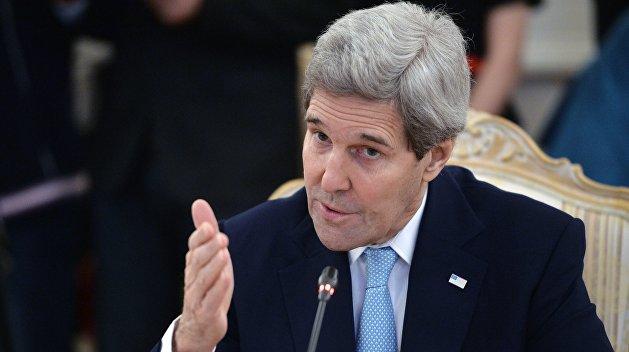 Украине необходимо сражаться скоррупцией— Джон Керри