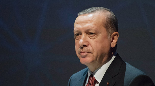 Эрдоган: Турция сожалеет орешении США