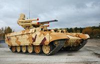 Покусали россияне: Украинскую боевую машину высмеяли за сходство с российским «Терминатором»