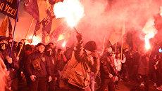 Националисты пощадили Гордона и сорвали концерт Ирины Билык