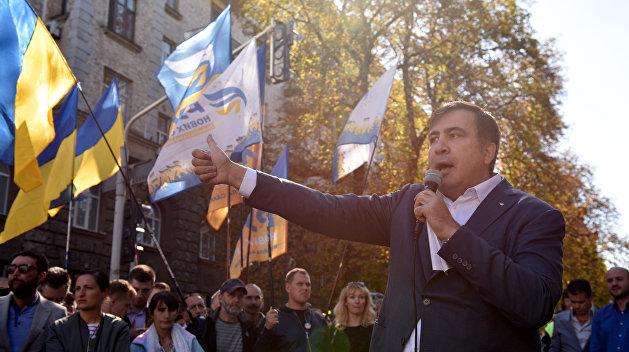 «Взгляд»: Киевские власти зачищают Украину от грузин